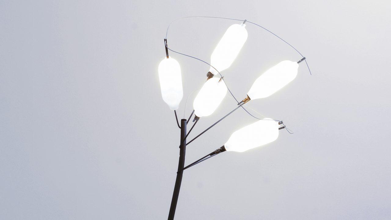 VANTOT - Feather TABLE LIGHT